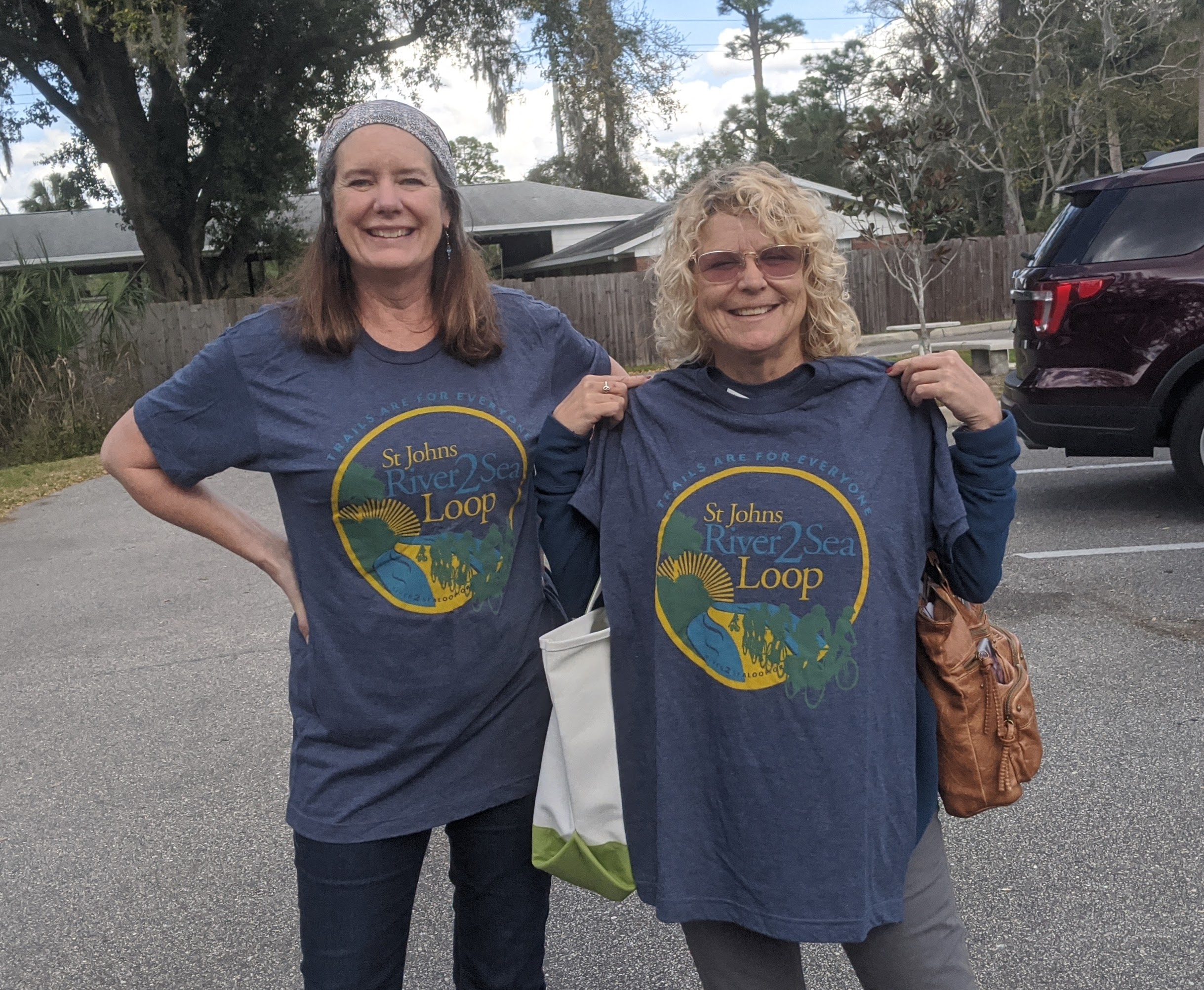 FDOT Friends in River to Sea Loop T-Shirts