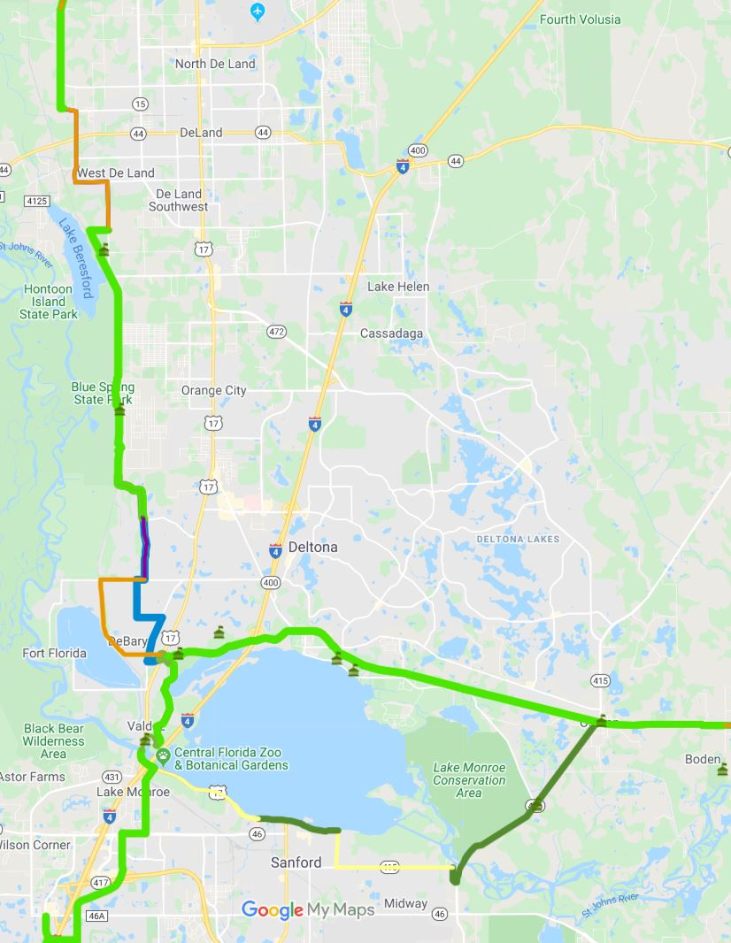 West Volusia Trial Hub