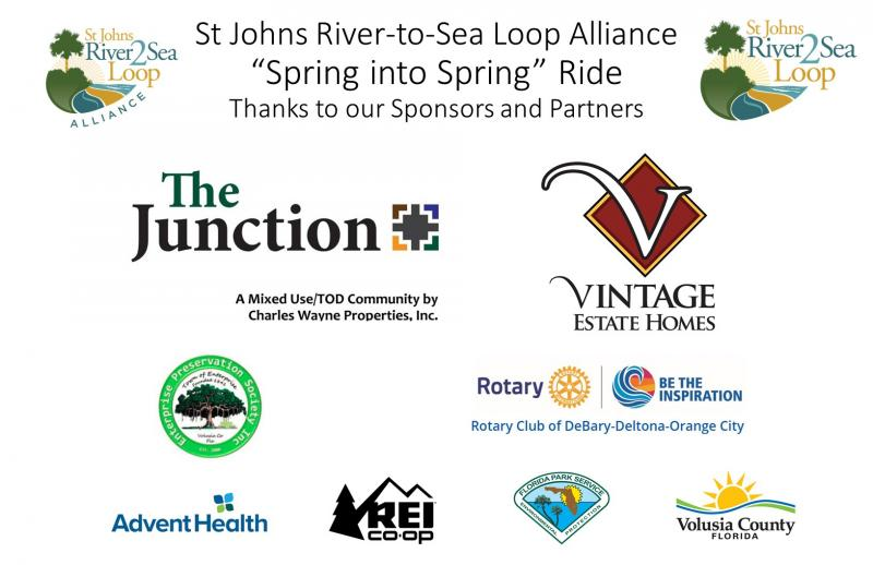 The Junction DeBary,, Vintage Estate Home, Enterprise Preservation Socient, Rotary, REI, Volusia County Parks, Blue Spring State Park
